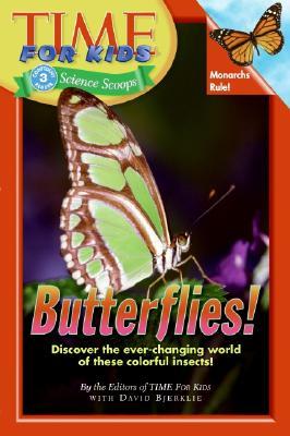 Butterflies! By Bjerklie, David (EDT)